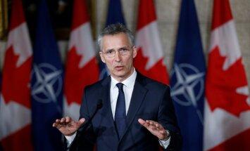 'Krimas scenāriju' Baltijā neizdosies atkārtot, brīdina Stoltenbergs