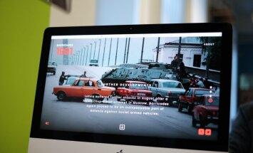 Par barikāžu laiku ārzemniekiem stāstīs īpašā mājas lapā
