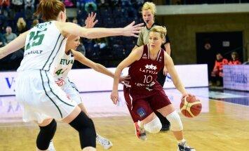Anete Jekabsone, basketbols
