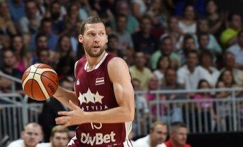 Strēlnieka 'Olympiakos' izcīna uzvaru arī otrajā Eirolīgas spēlē