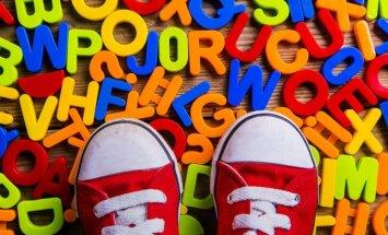 Septiņas spēles un rotaļas bērniem uzmanības, atmiņas un iztēles attīstīšanai