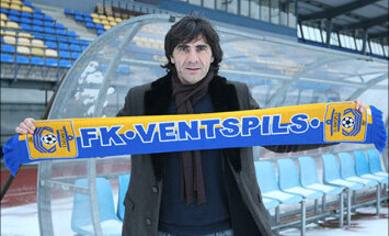 Par FK 'Ventspils' galveno treneri kļūst speciālists no Melnkalnes