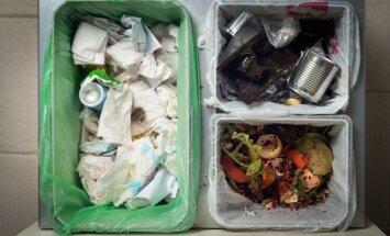 Atkritumu apglabāšanas izmaksas kāps par trešdaļu, prognozē 'Clean R'