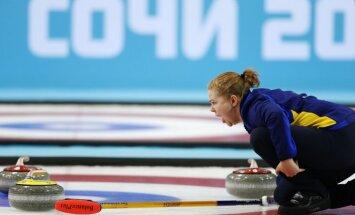 Kērlinga zeltu sievietēm otrajā Olimpiādē pēc kārtas dalīs Zviedrija un Kanāda