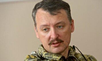Bijušais DTR līderis Strelkovs atsakās atgriezties Donbasā; cīnīsies pret 'piekto kolonnu' Krievijā