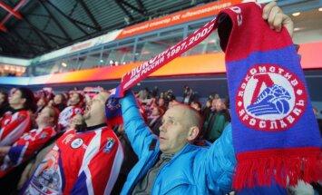 'Lokomotiv' nākamajā sezonā atgriezīsies KHL, taču saglabās komandu arī VHL