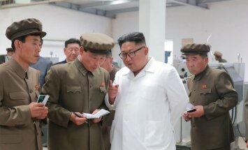 Kimam 'trūkst vārdu': vadonis skarbi kritizē lēno progresu valstī