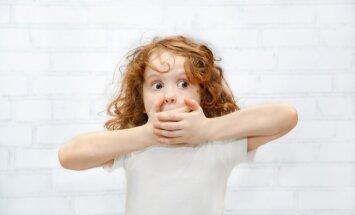 Rausta valodu, jo bail no mātes. Par runas traucējumiem bērniem un pieaugušajiem