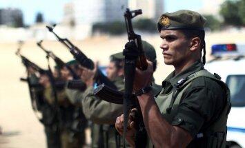 Gazas joslas premjerministrs aicina Abasu nesākt sarunas ar Izraēlu