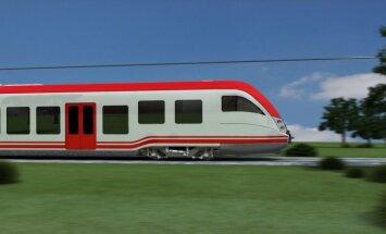 Ronis: 'Pasažieru vilciens' iesniedzis piedāvājumu CAF jauno vilcienu iegādei