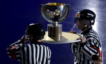 Pasaules hokeja čempionātā kļūs zināmi finālisti
