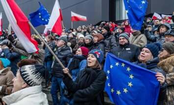 Polijas ārlietu ministrs izsauc pie sevis Vācijas vēstnieku