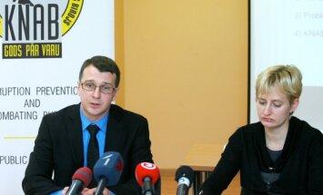 'Rīvēšanās' KNAB uzņem apgriezienus: Strīķe pārmet Streļčenokam bosingu