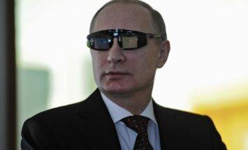 Putins: Ukrainā karo NATO ārzemju leģions