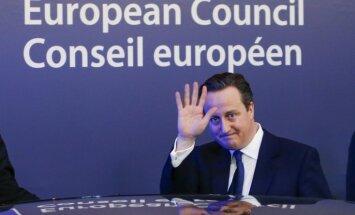 """Новый поворот к """"брекзиту"""": Европарламент может сорвать сделку Кэмерона"""