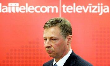 Gulbis: 'Bites' investīcijas 'Baltcom' jāņem vērā, domājot par 'Lattelecom' un LMT