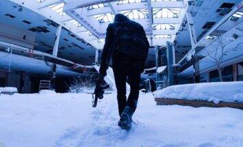 Amerikāņu fotomākslinieks: Mans sapnis ir iemūžināt padomju bunkurus Latvijā