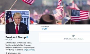 """На Трампа подали в суд за блокировку пользователей в """"Твиттере"""""""