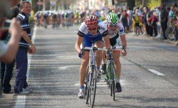 Sagans veiksmīgi aizstāv PČ titulu grupas braucienā; Bogdanovičs un Flaksis izstājas