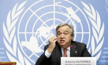 Генсек ООН предложил создать новое управление по борьбе с терроризмом