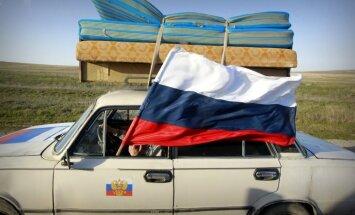 ES par sešiem mēnešiem pagarina sankcijas pret Krieviju