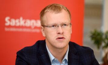 Элксниньш: муниципальные предприятия Даугавпилса не будут кормушкой для конкретной партии