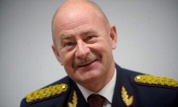 TV3: Не оштрафованный за превышение скорости начальник полиции собирается на пенсию