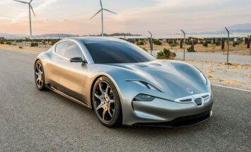 'Fisker' jaunais akumulators elektromobiļiem: uzlāde vienā minūtē 800 km distancei