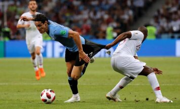 Кавани затмил Роналду и принес Уругваю победу над Португалией в 1/8 финала ЧМ