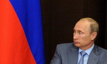 """Путин пригрозил НАТО """"адекватным ответом"""" на наращивание сил в Европе"""