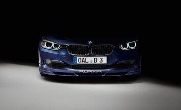 'Alpina' prezentēs jaunās paaudzes 'B3 Bi-Turbo' sedanu