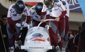 Maskalāns noslēdz bobslejista karjeru
