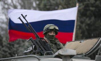 Krievija varētu ievest Ukrainā karavīrus 'miera uzturētāju' izskatā, pieļauj NATO