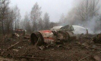 Polijas komisija: Smoļenskas aviokatastrofas 'melnās kastes' sabojātas