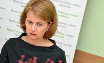Reirs Nodarbinātības valsts aģentūras direktores amatam virza Evitu Simsoni