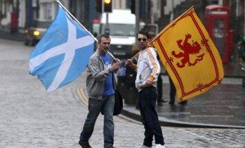 Пресса Британии: призрак Шотландии бродит по Европе