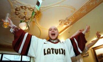 Šodien Latvijas hokeja izlase olimpisko spēļu kvalifikācijas turnīrā tiekas ar Slovēniju