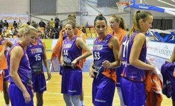 'TTT Rīga' basketbolistes piedzīvo pirmo zaudējumu Austrumeiropas līgas sezonā