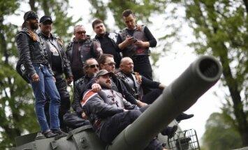 'Putina baikeri' sasnieguši Berlīni