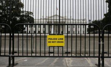 У Белого дома задержан мужчина, который заявил о бомбе
