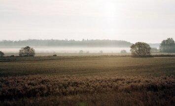 Pirmo reizi šoruden gaisa temperatūra Latvijā noslīdējusi zem - 5 grādiem