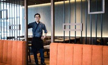 В Эстонию в поисках счастья: японец Хидэ Хираката бесплатно накормил 915 человек и открыл ресторан