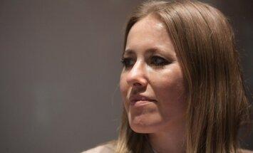 Собчак заявила о невозможности судить ее за слова о принадлежности Крыма