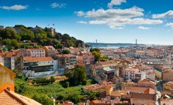 Pieci ieteikumi lieliskai atpūtai Eiropas vecākajā galvaspilsētā - Lisabonā