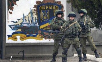 Krimā darbojas Krievijas īpašo uzdevumu vienības, uzskata eksperti