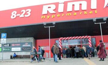 Оборот Rimi Baltic за год вырос на 1,4%, в Латвии - на 4%