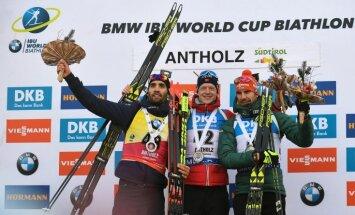 Йоханнес Бе выиграл спринт в Антерсельве, Расторгуев — в топ-15