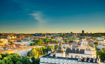 Литва с севера на юг, или четыре столицы соседа в одном флаконе