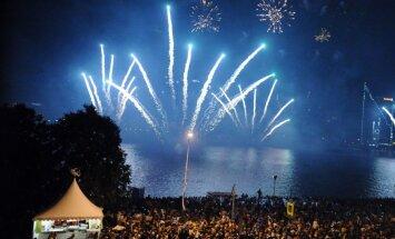 Rīgas svētki - kultūras pasākumu izlase