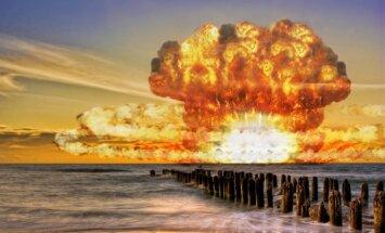 Krievijas Aizsardzības ministrija vēlas militārajā doktrīnā paredzēt preventīva kodoltrieciena iespēju